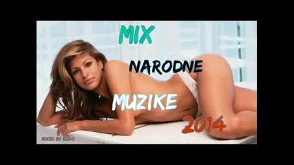 Mix Zabavna Muzika 2014 (by Edo Dj Balakanac ( Balkance Dj Ado )