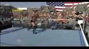 Wwe Tribute To The Troops 2009 John Cena Vs Chris Jericho The Last Part 2