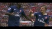 Fc Arsenal - Fabregas, Nasri and Arshavin Hd