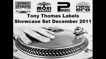Tony Thomas Labels Showcase Set December 2011