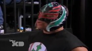 Rey Mysterio in Zick and Luther