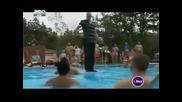 Ходене по вода на басейн