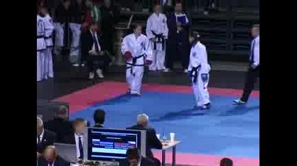 Taekwondo - Jeni