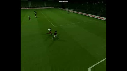 Pes09 Goals Part 1.wmv