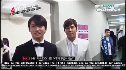 Exo Showtime Ep1 [2-4] bg subs