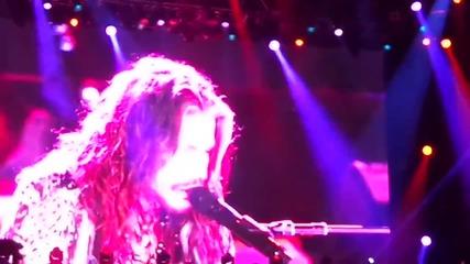 Dream On - Aerosmith live in Sofia 17.05.2014