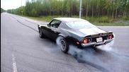 Звяр в действие! Chevrolet Camaro 1971.
