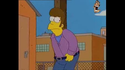 The Funny Moment`s On The Simpsons