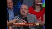 Dancing Stars - Милко и Елена - елиминации (20.03.2014г.)