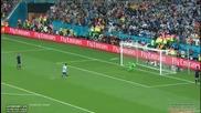 Аржентина и Меси на финал! 09.07.2014 Аржентина - Холандия 0:0 (4:2) (световно първенство)