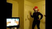 Beyonce клоун :)