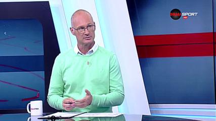 Ивайло Лазаров срази конкуренцията при полузащитниците е в 13-ия кръг в efbet Лига