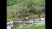 Продължава издирването на изчезналото семейство край село Винево