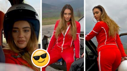 Биляна Лазарова за високите скорости, татусите, скъпите коли и ''Следвай ме''