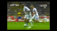 Zidane Срещу Бразилия
