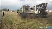Т-150к срешу Краз