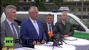 Germany: Refugees won't register at Bavarian border reveals interior minister