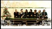 Коледен поздрав за всички българи от Харлем Госпел хор