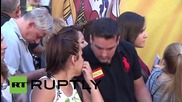 Spain: EuroBasket 2015 champions receive heroes' welcome in Madrid