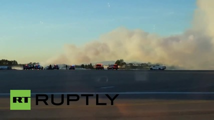USA: Palomar Airport remains closed after deadly helicopter crash