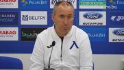 Мъри Стоилов посочи какво трябва да се подобри в Левски