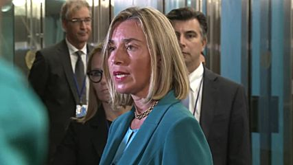 UN: 'The nuclear deal is in the interest of all' - Mogherini