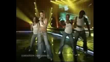 Хадисе - Дюм Тек( Турция Евровизия2009)