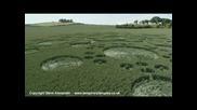 Crop Circle Video - Stock footage of Crop Circles7