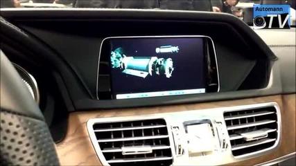 2014! [new] Mercedes E-class Facelift