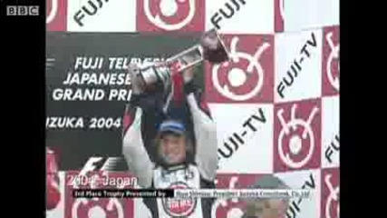 Jenson Buttons career in F1