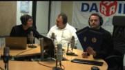 """10 години """"Дарик кафе"""" с Д-р Ненков, Дюзев и Райчев"""