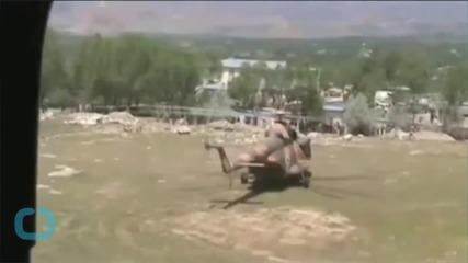 Flights Canceled to Besieged City of Kunduz