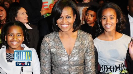 Kenyan Lawyer Offers Livestock for Malia Obama's Hand in Marriage
