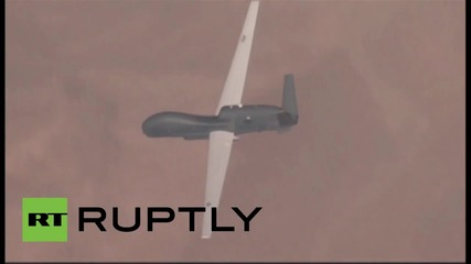 USA: See NATO's latest drone swoop over California