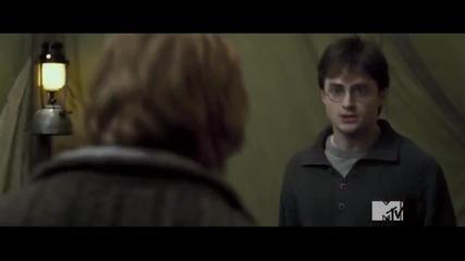 Harry Potter 7 ( Part 1) - Trailer ( Високо Качество ) Harry Potter & The Deathly Hallows ( Part 1)