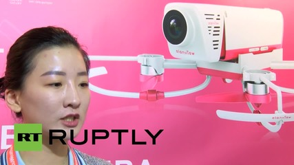 China: Take selfies with a drone controlled by your smartphone