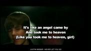 Justin Bieber - Never Let You Go ( Инструментал )