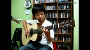 (joan Osborne) One Of Us - Sungha Jung. comp. by Eric Bazilian