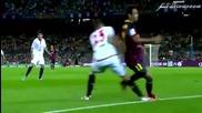 Neymar [ 2o13_2o14 ] goals end skills )