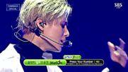 60.0228-9 Taemin - Drip Drop + Press Your Number, Sbs Inkigayo E853 (280216)