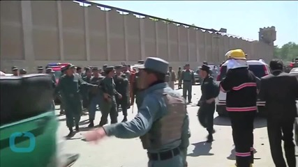 Three People Killed Near Kabul Airport After A Car Bomb Explosion