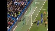 Изумително ! Най - Големия Пропуск За 2009 - Челси - Хъл Сити 0:0 Джон Тери 07.02