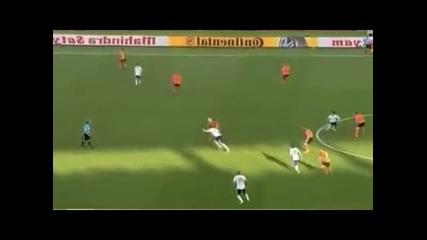 Group E - Netherlands 1 - 0 Japan Highlights (1962010)
