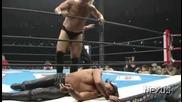Shinsuke Nakamura vs. Yoshihiro Takayama - Wrestle Kingdom 4 in Tokyo Dome [ Част 2 ]