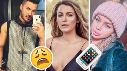 Заради хакери или по желание? Звездите, които се лишиха от социалните мрежи!