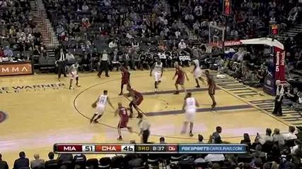Bobcats @ Heat 3.1.2011