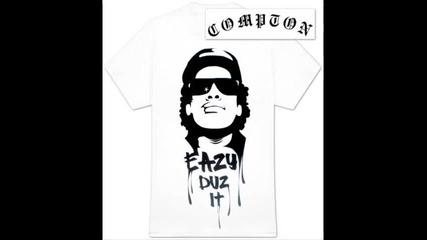 Eazy E - Eazy Duz It - [eazy Duz It 1988]