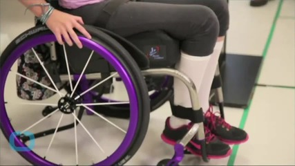 Olympian Amy Van Dyken Says She's Standing On Her Own