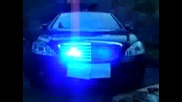 Mercedes-benz S500 Police Light
