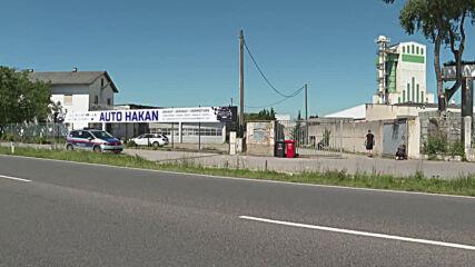 Austria: Investigators survey scene of Chechen asylum-seeker's murder in Gerasdorf